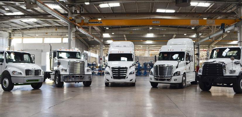 Daimler trucks, primer lugar en la categoría Manufactura de GPTW